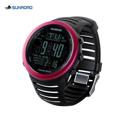 SUNROAD FR720 Fishing Digital Barometer Men Watch