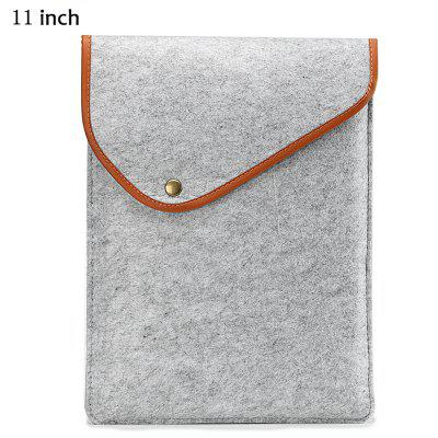 Soft Felt Sleeve Bag Case Notebook Cover for MacBook Air 11 inch