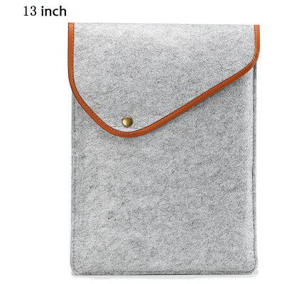 Soft Felt Sleeve Bag Case Notebook Cover for MacBook Air / Pro 13 inch