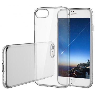 ROCK Ultra Thin TPU Slim Jacket Back Case for iPhone 7