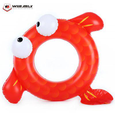 WINMAX Outdoor Swimming Inflatable Goldfish Float