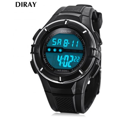 DIRAY DR - 205L Children LED Digital Watch