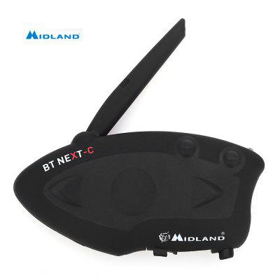 MIDLAND BT NEXT 1600M Motorcycle Bluetooth Intercom