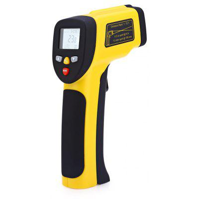 HT - 818 LCD Display Infrared Thermometer