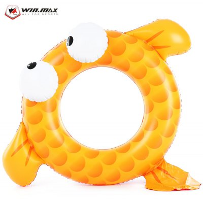 Swimming Goldfish Float
