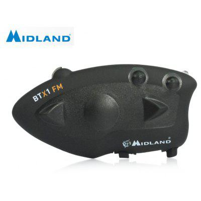 MIDLAND BTX1 Motorcycle Bluetooth Intercom