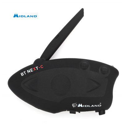 MIDLAND Universal BT NEXT 1600M Motorcycle Bluetooth Intercom