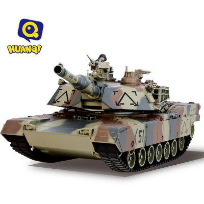 HUANQI 781 - 10 M1A2 40MHz Simulation Infrared RC Battle Tank
