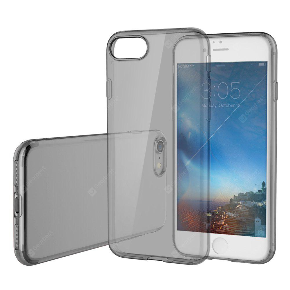 ROCK Ultra Thin TPU Slim Jacket Back Case for iPhone 7 Plus