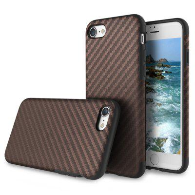 ROCK Origin Series ( Textured ) TPU Back Case for iPhone 7 Plus