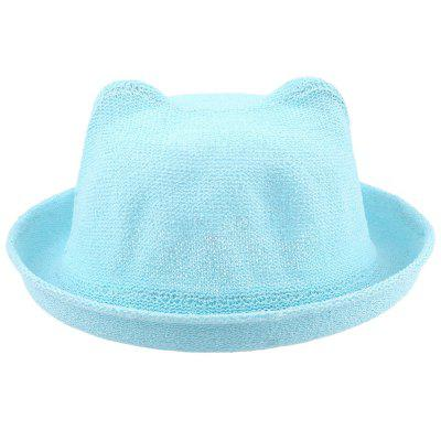 Cute Breathable Frog Candy Color Frog Straw HatBoys Clothing Accessories<br>Cute Breathable Frog Candy Color Frog Straw Hat<br><br>Gender: Unisex<br>Item Type: Baby Hat<br>Material: Polyethersulfone<br>Package Contents: 1 x Hat<br>Package size (L x W x H): 28.00 x 28.00 x 15.00 cm / 11.02 x 11.02 x 5.91 inches<br>Package weight: 0.091 kg<br>Pattern: Animal<br>Product size (L x W x H): 27.00 x 27.00 x 14.00 cm / 10.63 x 10.63 x 5.51 inches<br>Product weight: 0.080 kg<br>Season: Summer