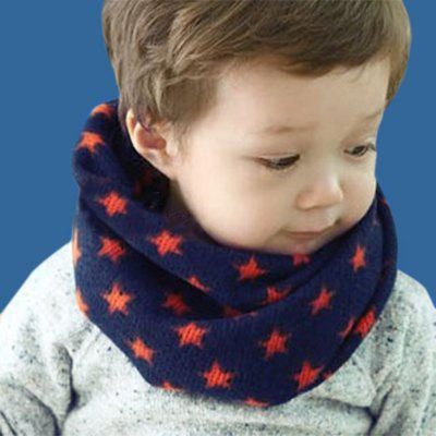 Allover Star Print Scarf for ChildrenBoys Clothing Accessories<br>Allover Star Print Scarf for Children<br><br>Gender: Unisex<br>Item Type: Scarves<br>Material: Acrylic / Wool<br>Package Contents: 1 x Scarf<br>Package size (L x W x H): 24.00 x 21.00 x 3.00 cm / 9.45 x 8.27 x 1.18 inches<br>Package weight: 0.1070 kg<br>Pattern: Star<br>Product size (L x W x H): 23.00 x 20.00 x 2.00 cm / 9.06 x 7.87 x 0.79 inches<br>Product weight: 0.0150 kg<br>Scarf Size ( cm ): 22<br>Season: Winter