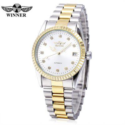 Winner F1205143 Men Auto Mechanical Watch