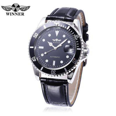 Winner W042602 Men Auto Mechanical Watch