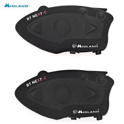 MIDLAND Paired BT NEXT Motorcycle Bluetooth Intercom
