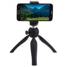 "<span class=""es_hl_color"">Mini</span> <span class=""es_hl_color"">360</span> Rotation Tripod Mount Holder for Phone 5.5 inch"