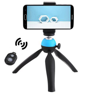 Mini 360 Rotation Tripod Mount Bluetooth Shutter Holder