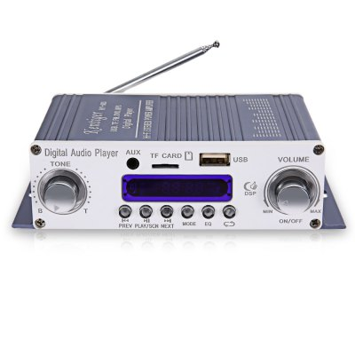 Kentiger HY - 603 HiFi Stereo Power Digital Audio Amplifier