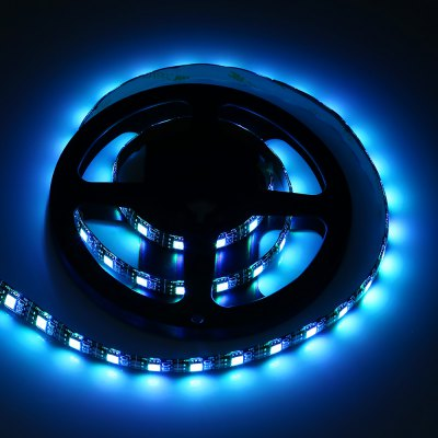 1M 60 LEDs 5050 Flexible USB RGB Strip Light