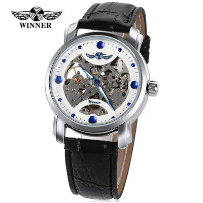 WINNER F1205307 Men Auto Mechanical Watch