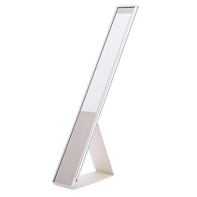 2 in 1 USB LED Eye Protection Touch Lamp with Mirror