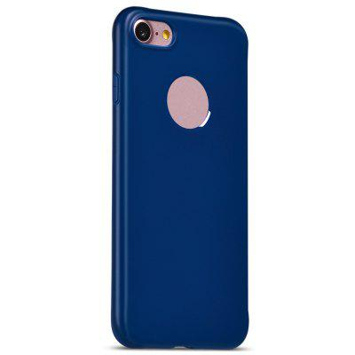 HOCO Juice Series TPU Solid Color Soft Case for iPhone 7 hoco defender series plating pc case for apple watch 38mm series 1 series 2 silver