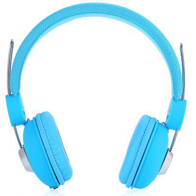JKR 110 3.5MM Plug Wired HiFi Stereo Music Headphones Headset