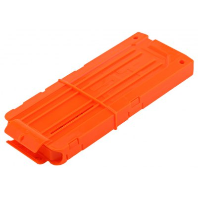 Kids Plastic Quick Reload Clip for Soft Dart Gun