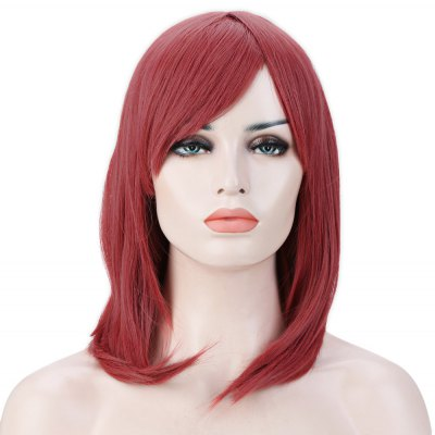Nishikino Maki Medium Short Anime Cosplay Wig