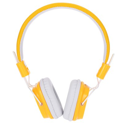 JKR 112 3.5MM Plug Wired Stereo HiFi Headphones Headset