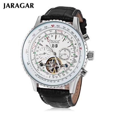 JARAGAR J1205314 Men Auto Mechanical Watch
