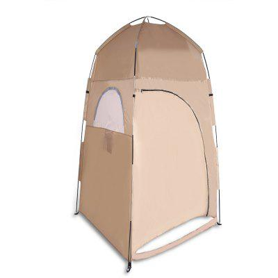 Outdoor Shower Bathroom Toilet Changing Room Shelter