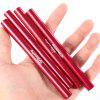 SHINETRIP 4pcs / Lot Aluminum Alloy Repairing Pipe Tent Pole deal