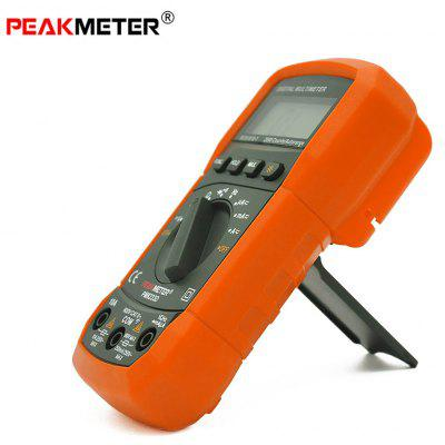PEAKMETER PM8233D Auto Manual Range Multimeter Digital AC DC Tester