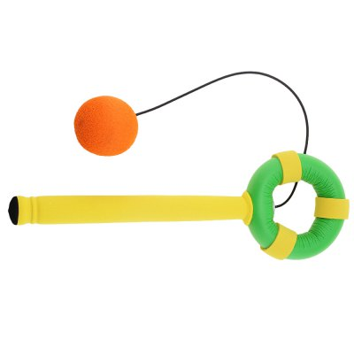 WTWY Kids Balance String Ball Toy Outdoor Sports Developmental Skill Game