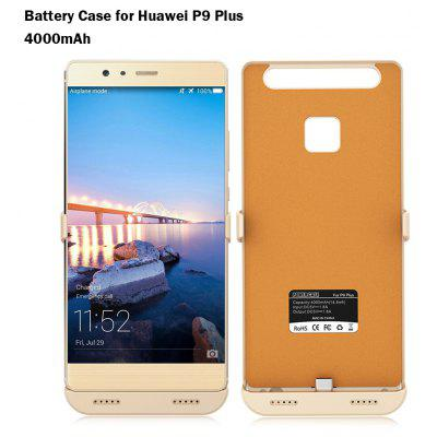 4000mAh Rechargeable Battery Case for Huawei P9 Plus
