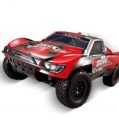 HUANQI 727 1:10 Scale 27Hz 4CH 4WD Electric Racing Car