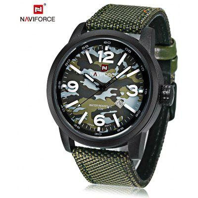 Naviforce 9080 Male Quartz Watch