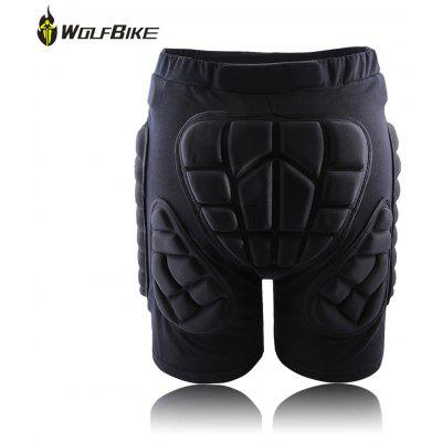 WOLFBIKE BC305 Short de protection antidérapant