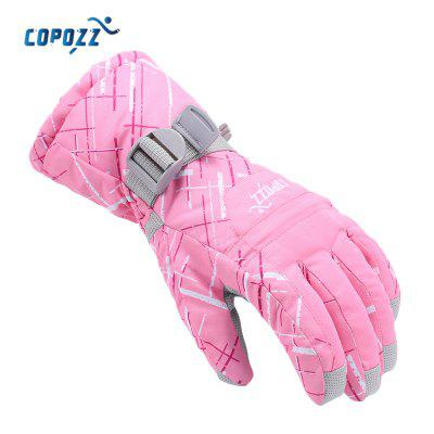 COPOZZ Paired Ski Gloves