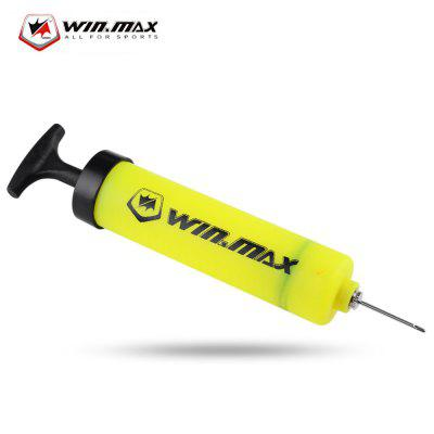 WIN MAX Ball Pump Basketball Football Inflator
