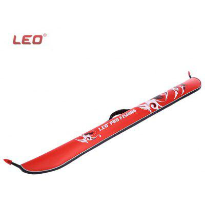 LEO Water Resistant Portable Collapsible Fishing Rod Bag