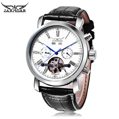 JARAGAR J05 Men Auto Mechanical Watch