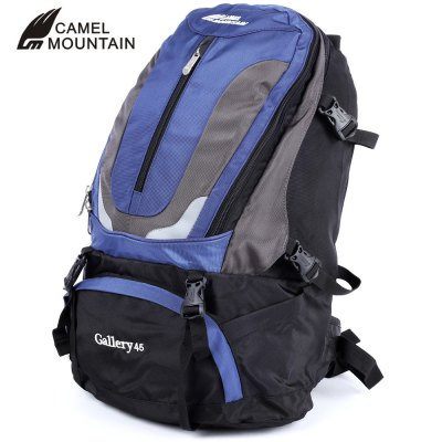 CAMEL MOUNTAIN Camping Hiking Sport Bag Backpack