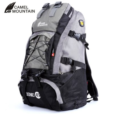 CAMEL MOUNTAIN Climbing Camping Hiking Bag Backpack