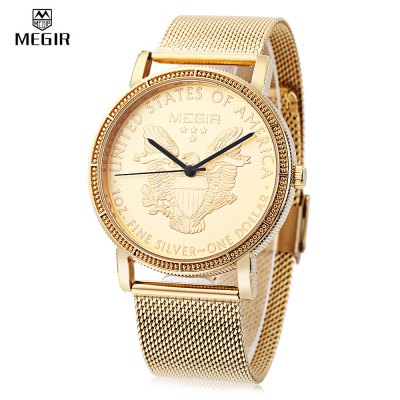 MEGIR 2032 Men Quartz Watch