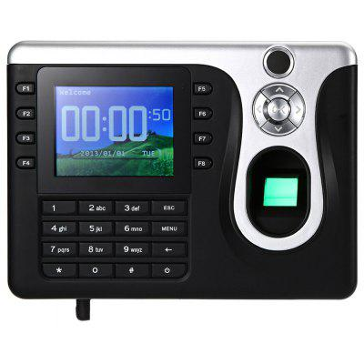 Biometric Fingerprint Attendance Clock