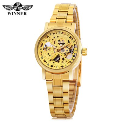 Winner F120524 Female Auto Mechanical Watch