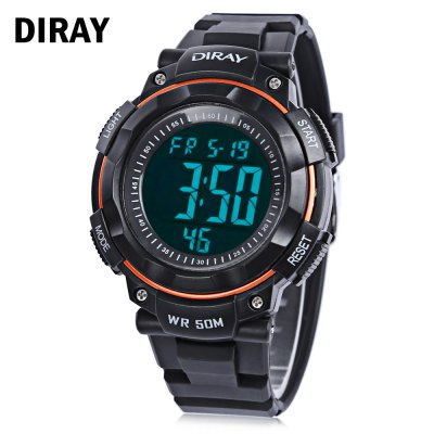 DIRAY DR - 306G Children Digital Watch