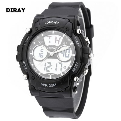 DIRAY DR - 330AD Children Dual Movt Sports Watch